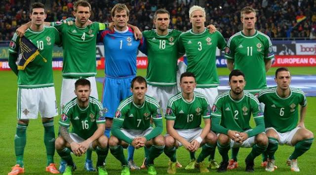 Skuad Resmi EURO 2016 Irlandia Utara