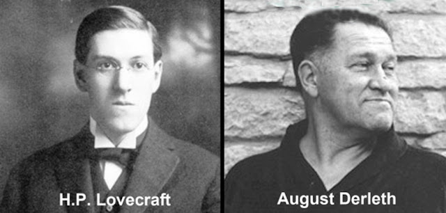Howard Phillips Lovecraft, August Derleth, Innsmouth clay, Relatos de misterio, Tales of mystery, Relatos de terror, Horror stories, Short stories, Science fiction stories, Anthology of horror, Antología de terror, Anthology of mystery, Antología de misterio, Scary stories, Scary Tales, Relatos de ciencia ficción, Fiction Tales