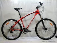 A 26 Inch Forward Abramo 2.0 HardTail Mountain Bike - Designed in Russia