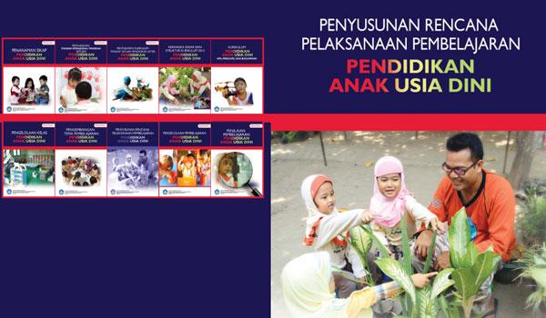 Download Buku Panduan Penyusunan Pelaksanaan Pembelajaran (RPP) PAUD TK RA
