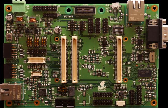 Sarsen Technology Blog: App Note: Dual Gigabit Ethernet