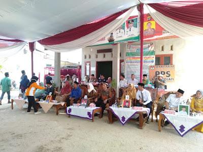 5 Calon Kepala Pekon di Waluyojati Ikuti Pemilihan Serentak di Kabupaten Pringsewu
