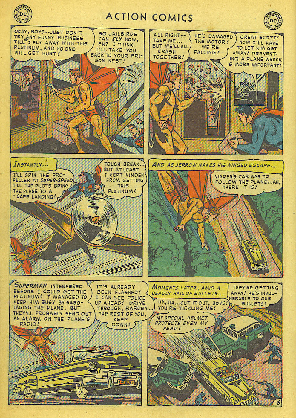Read online Action Comics (1938) comic -  Issue #175 - 8