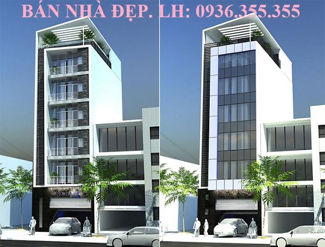 Bán tòa nhà căn hộ mặt phố Tây Hồ, Hà Nội