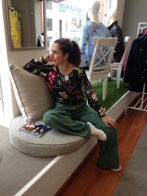 Paper bag pants, primavera verão na shanna boutique