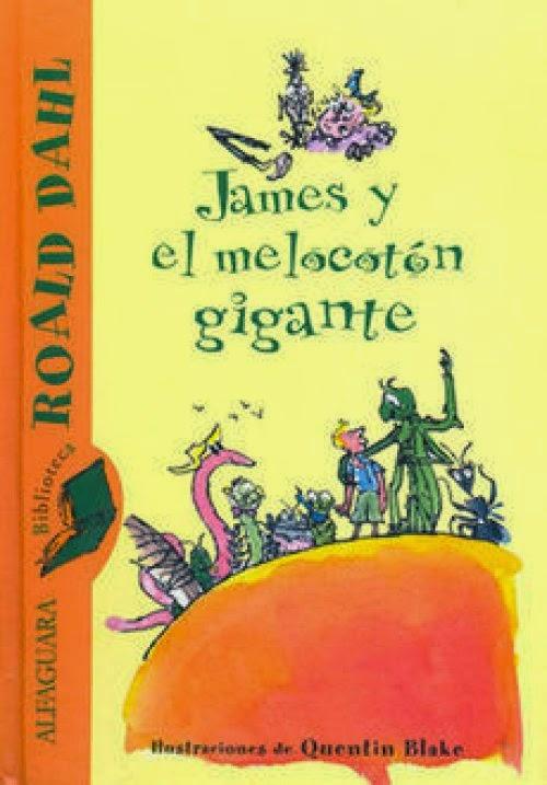 James y el melocotón gigante