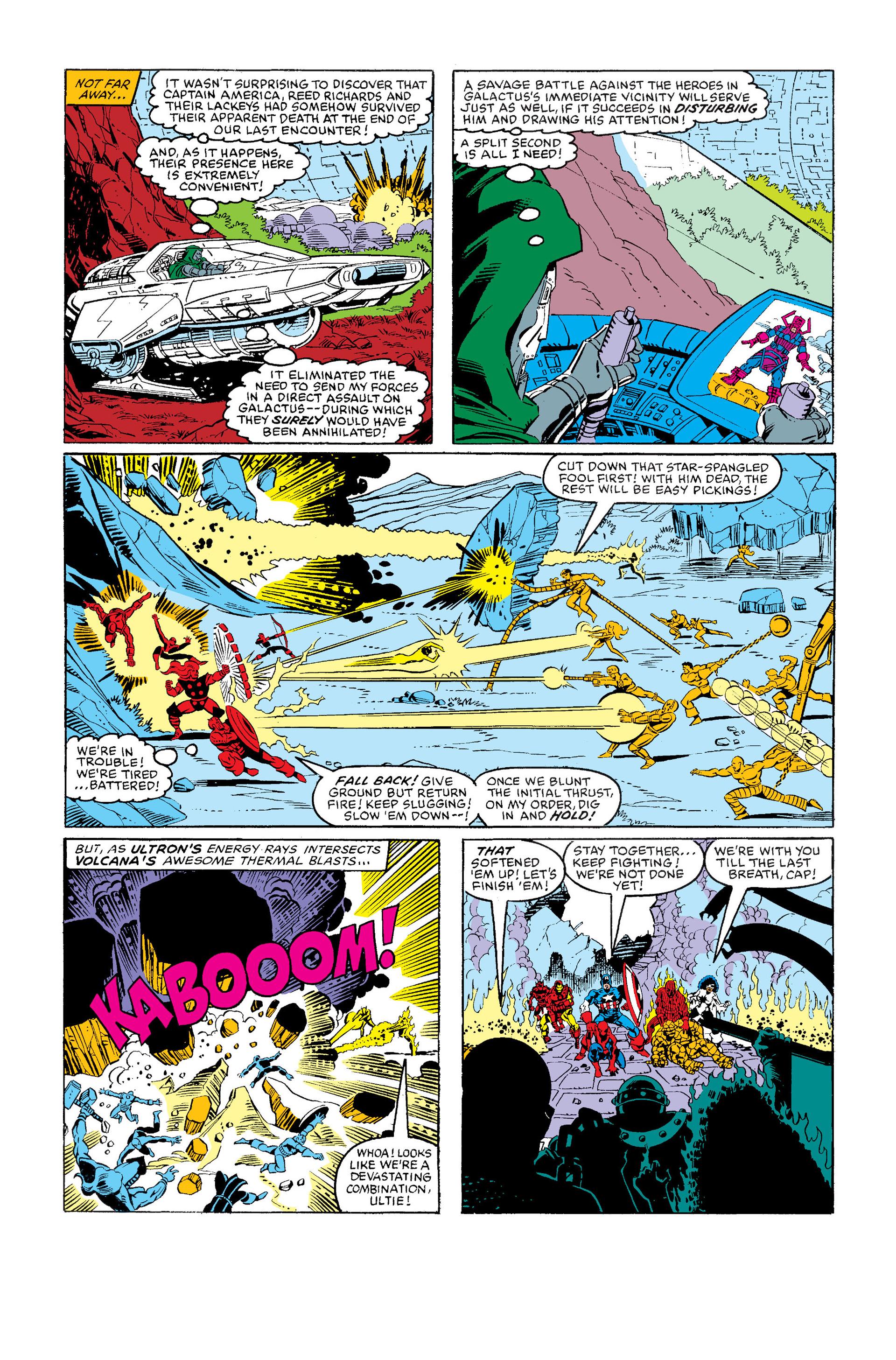 Read online Secret Wars (1985) comic -  Issue #5 - 19