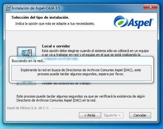 Aspel-CAJA Versión 3.5 Full Español