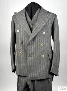 World War 2 Demob Suit