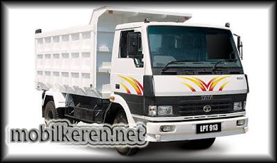 harga truk tata terbaru, tata truck LPT913 terbaru