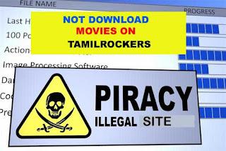 Tamilrockers Tamil Movie Download Website Review - 2019