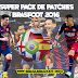 Super Pack de Patches para Brasfoot 2016