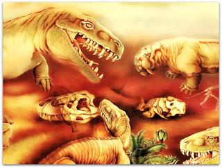 Dinossauros (Museu de Ciência e Tecnologia da PUCRS)
