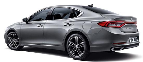 Burlappcar All New 2017 18 Hyundai Azera