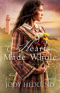 Heidi Reads... Hearts Made Whole by Jody Hedlund