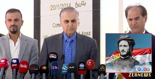 Kürdistan Bağımsızlık Referandum Qazi Muhammed Mahabad Cumhuriyeti