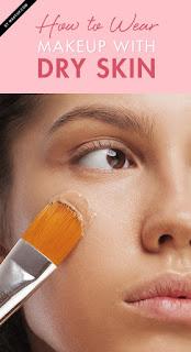 Cara Makeup Wajah Untuk Kulit Kering