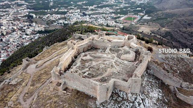 1ος Δρόμος Κάστρου Άργους στην αρχαιότερη συνεχώς κατοικημένη πόλη της Ευρώπης