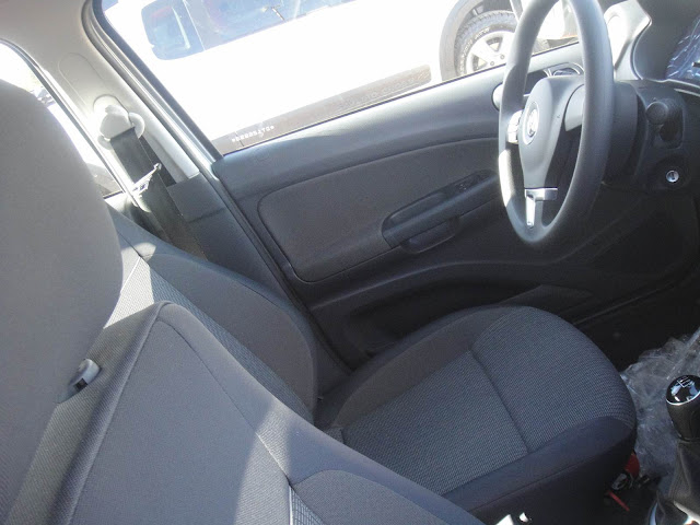 Volkswagen Gol 2013 Power - interior