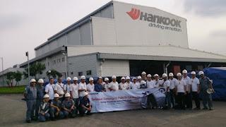Lowongan Kerja Operator Produksi PT Hankook Tire Indonesia