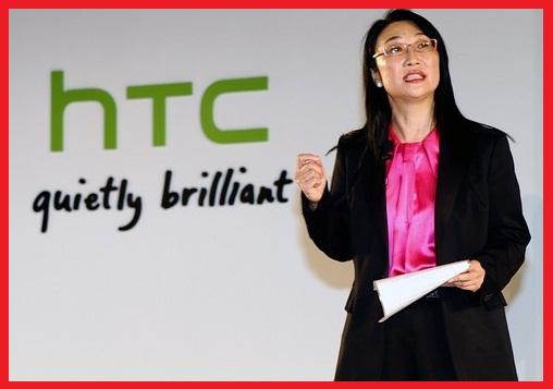 Cher Wang, Pendiri HTC