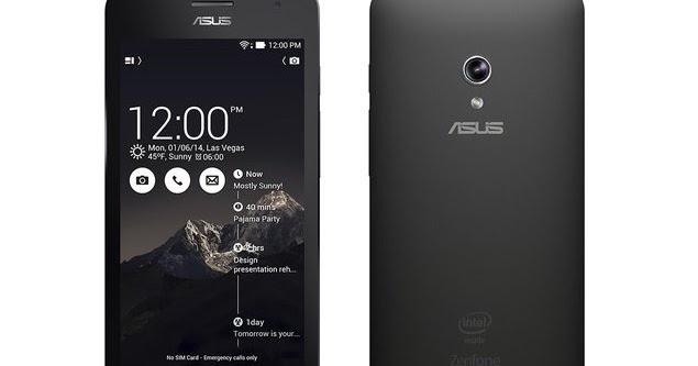 Cara Flash Asus Zenfone C Z007 ( ZC451CG ) - Gudang Firmware