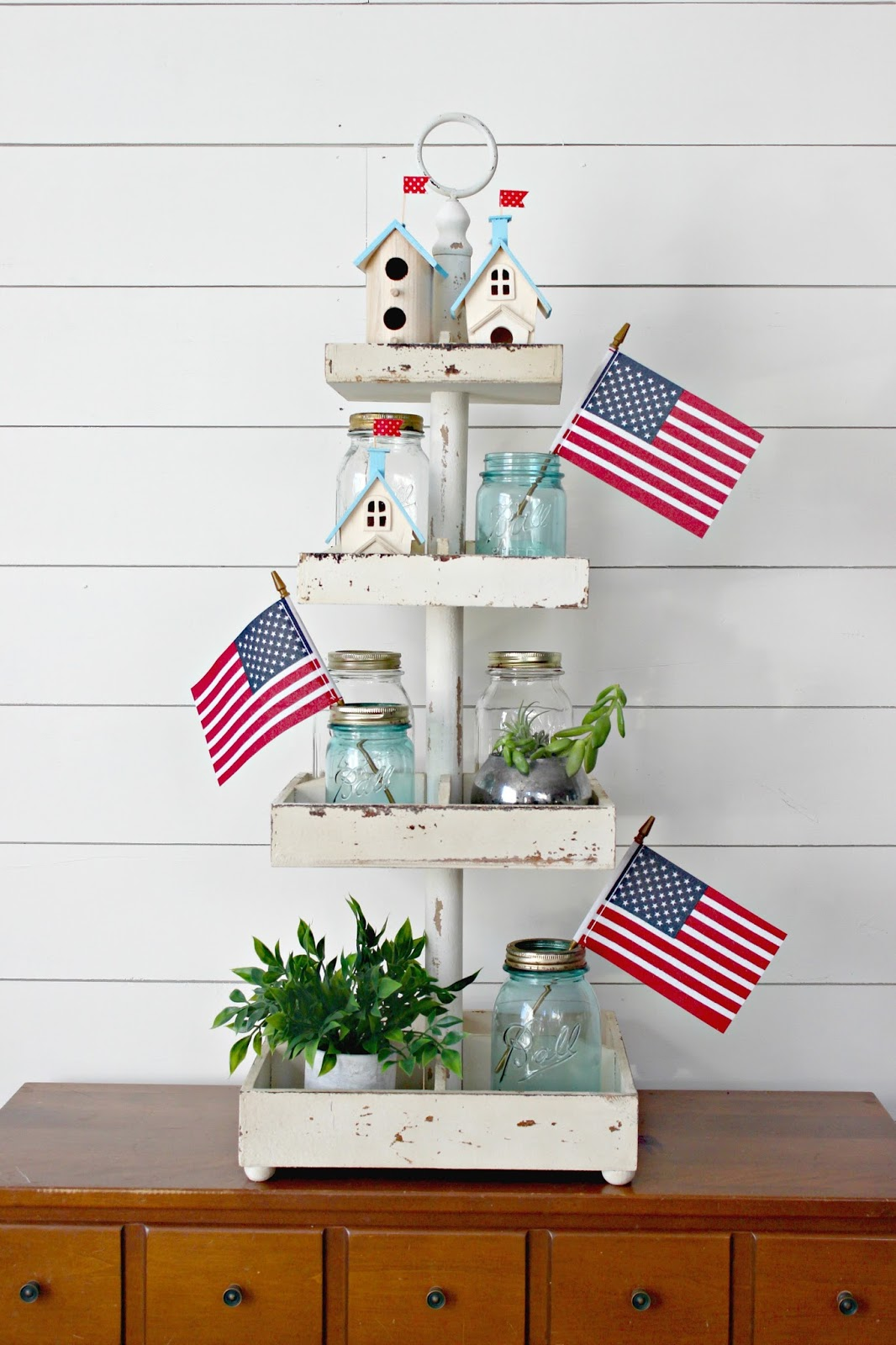 Quick and easy 4th of july decoration delightfully noted for Decor quick