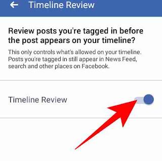 Facebook post review start kaise kare 5
