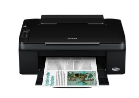 Epson Stylus SX105 Drivers Download