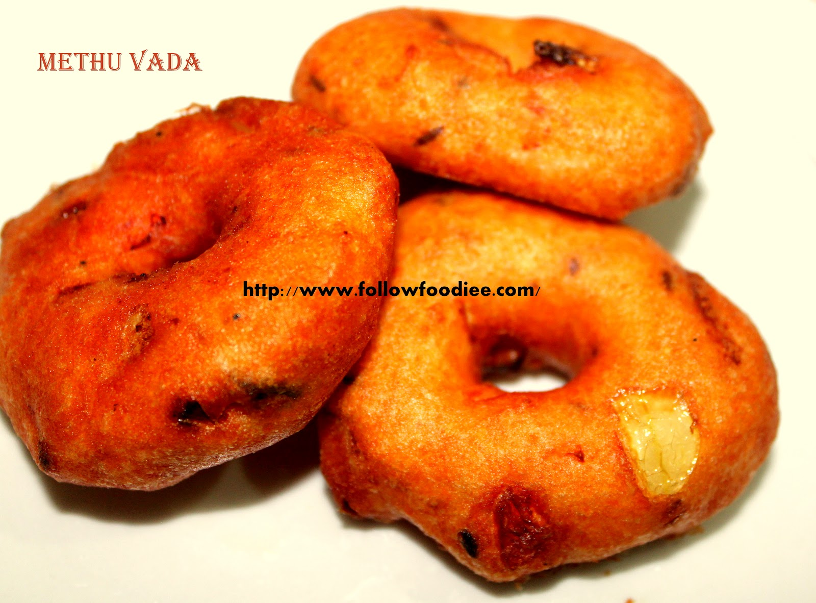 Urad dhal fritters