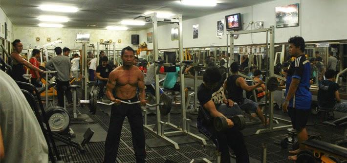 Tempat Fitnes di Jimbaran Bali