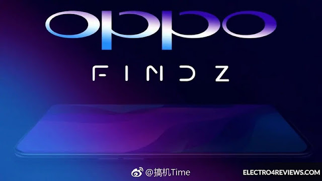 OPPO Records New Patent for Find Z Phone