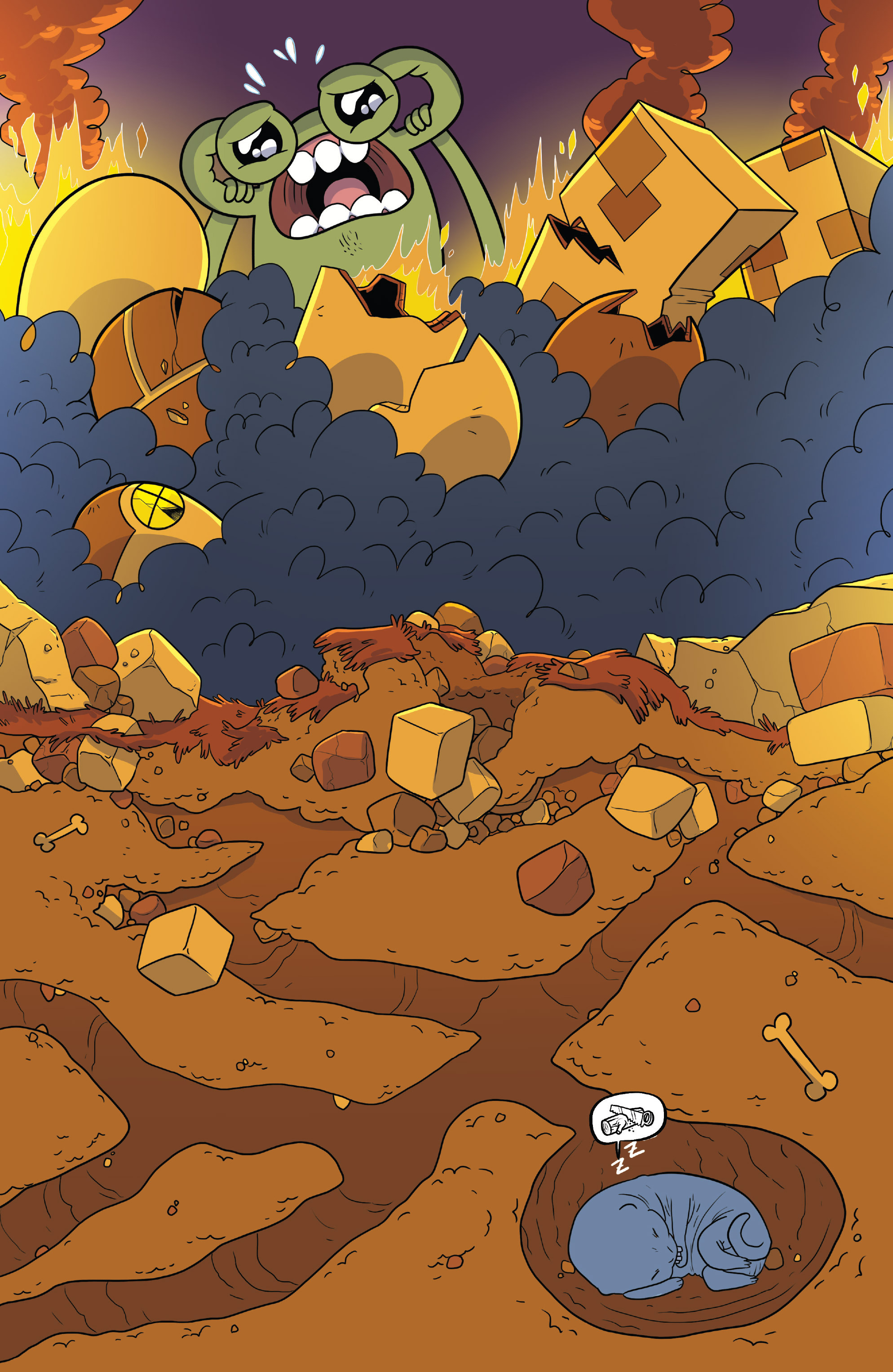 Read online Adventure Time Fionna and Cake Card Wars comic -  Issue #2 - 20