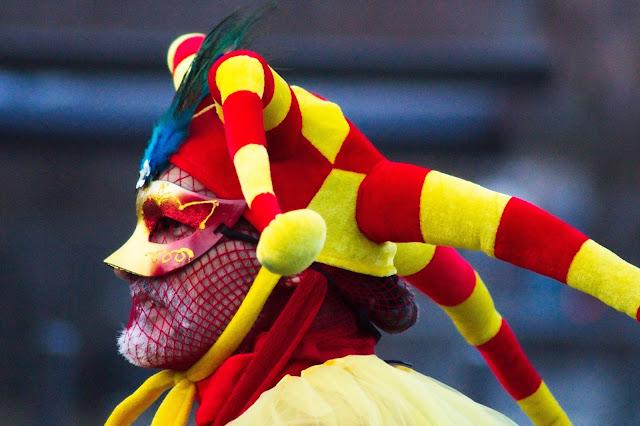 Desfile de Carnaval de Madrid 2018