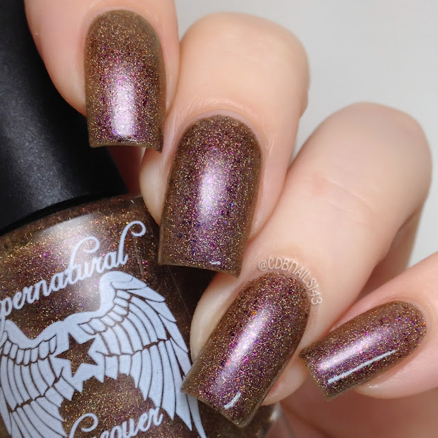 Supernatural Lacquer-Ghost of Christmas Present