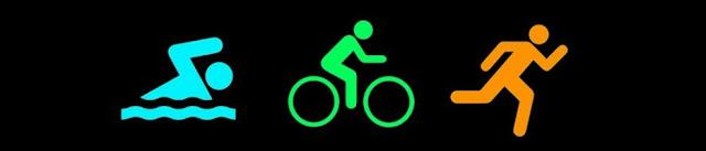 pilih lari bersepeda atau renang