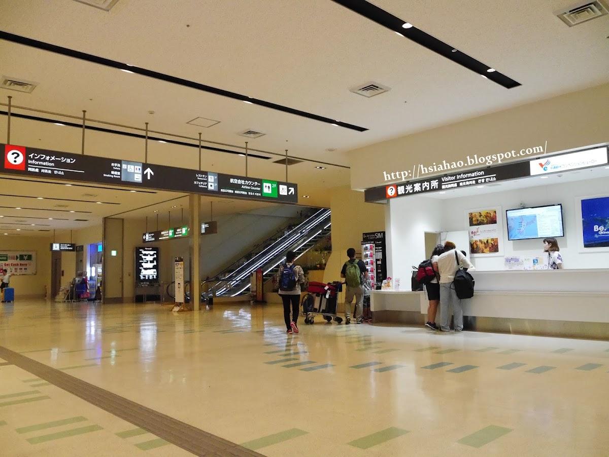 沖繩-那霸機場-自由行-旅遊-旅行-Okinawa-Naha-airport