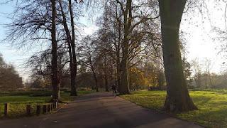 Acton Park, London.