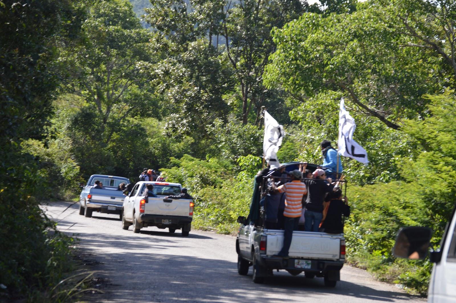 Megaproyectos   Radio Zapatista