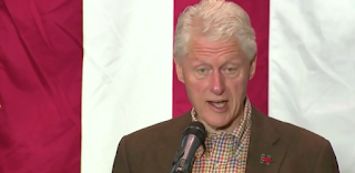 Bill Clinton: System Is Rigged, Hillary Deserves White House