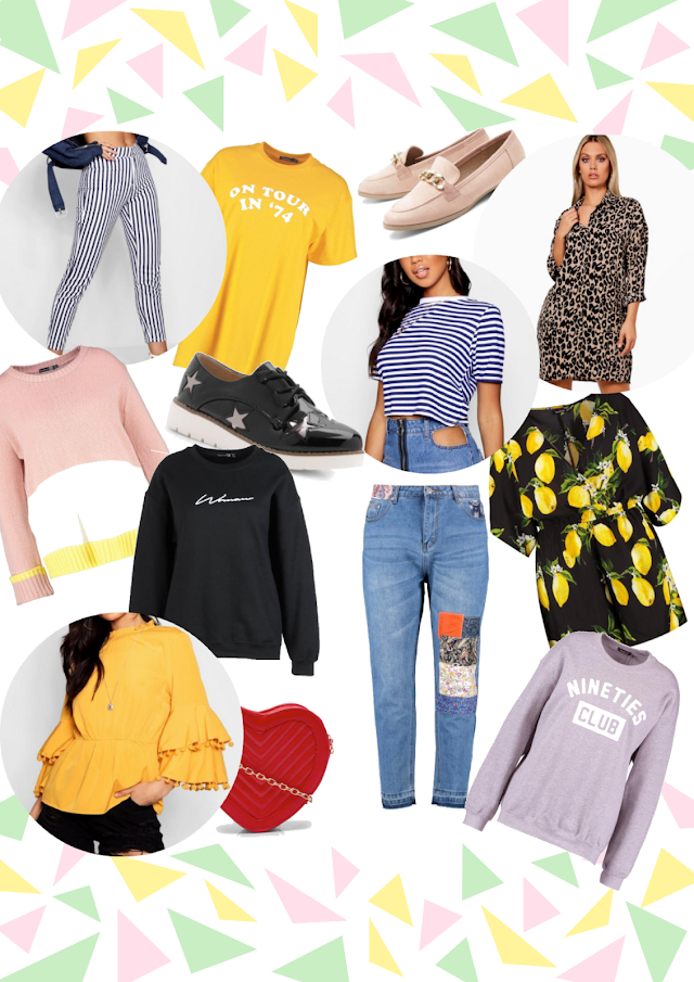 Wardrobe Spring-spiration From Boohoo New In