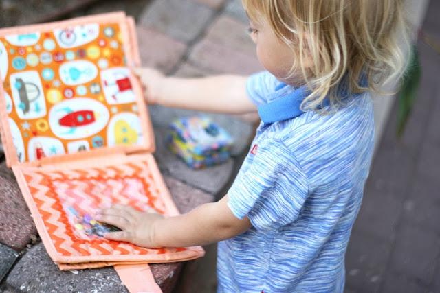 TomToy handmade quiet books