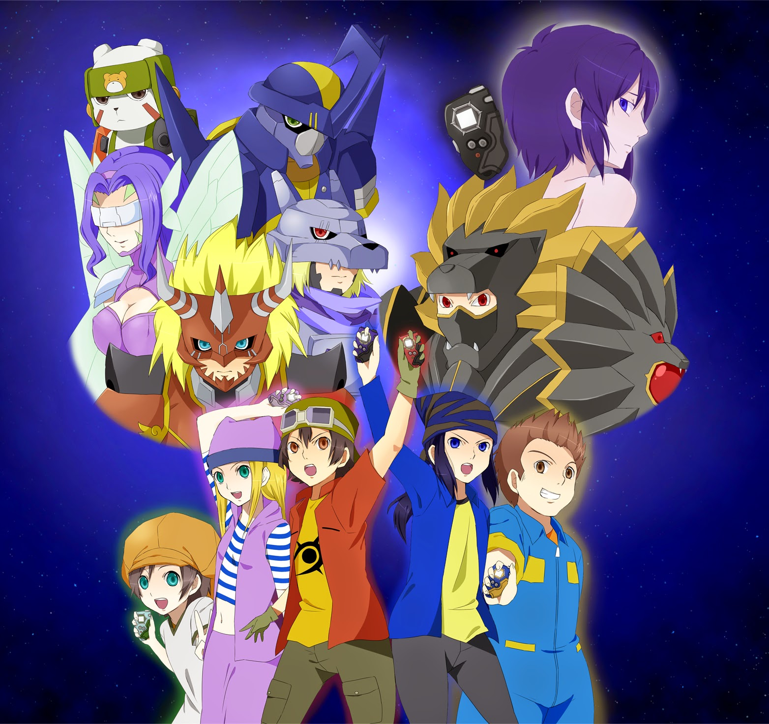 Download Digimon Frontier Subtitle Indonesia (Complete)
