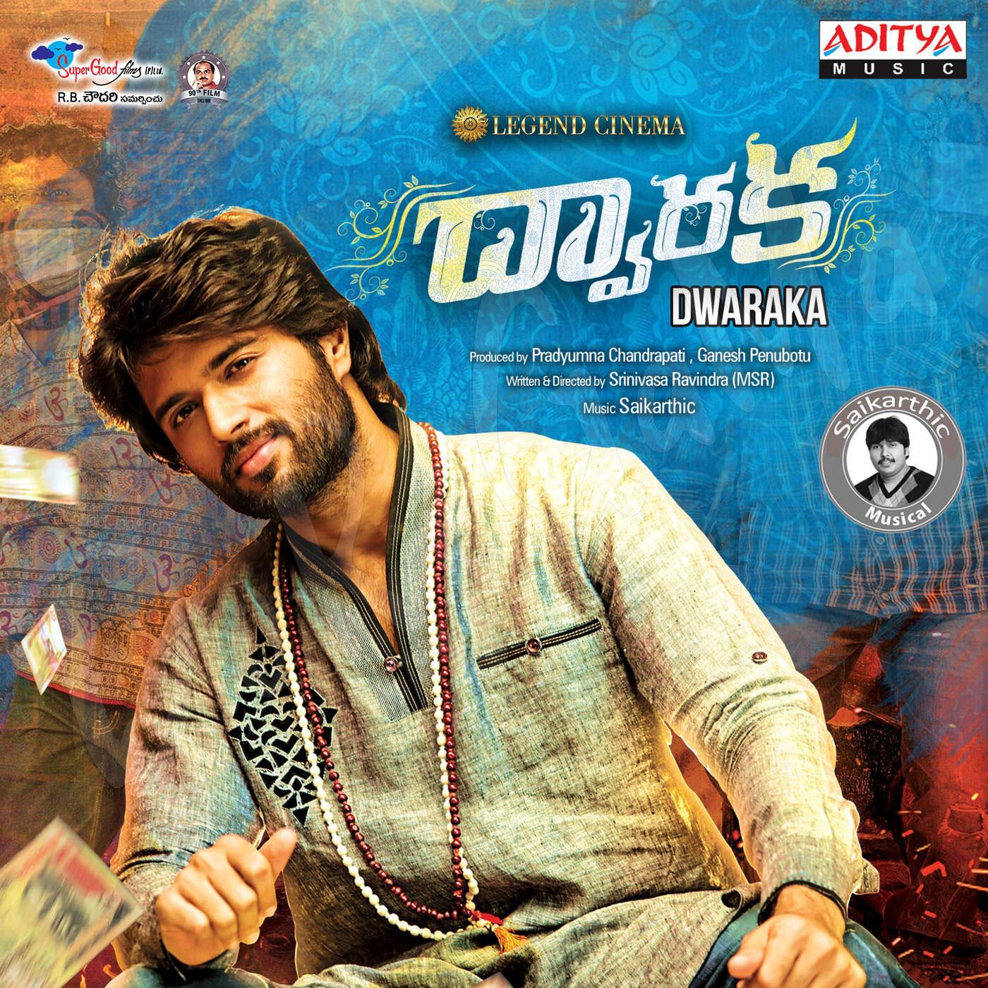 Dwaraka-2016-Original-CD-Front-Cover-Poster-Wallpaper