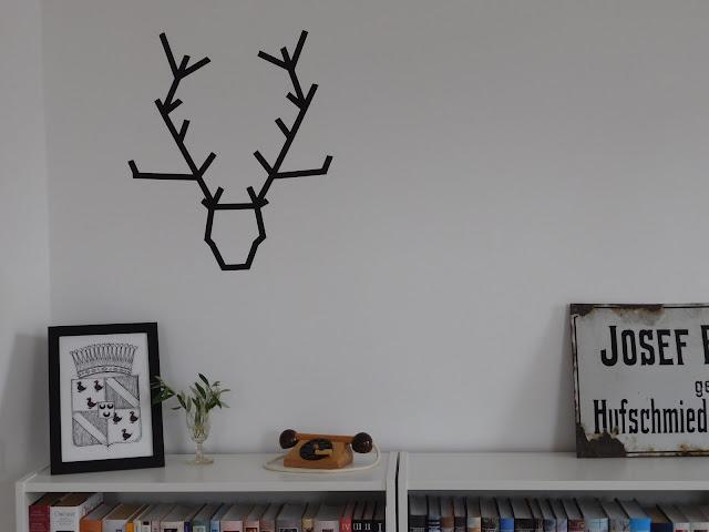 Zátiší s jelenem