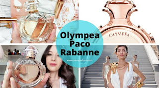 Parfum Wanita Olympea Paco Rabanne - Oem Parfum