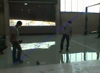 epoxy coating untuk lantai