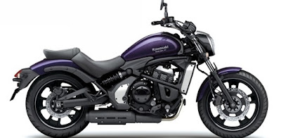2016 Kawasaki Vulcan S right side view