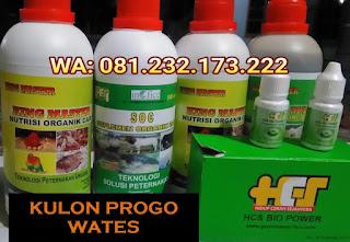 Jual SOC HCS, KINGMASTER, BIOPOWER Siap Kirim Kulon Progo Wates