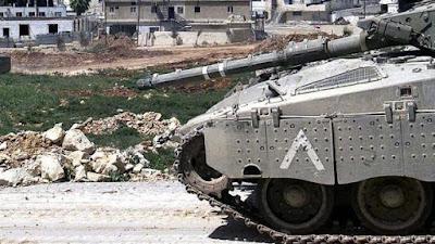 Israel bombardeia posição do Hamas em Gaza